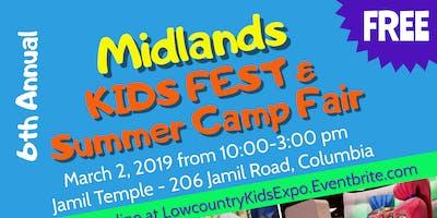 Midlands Kids Fest & Summer Camp Fair