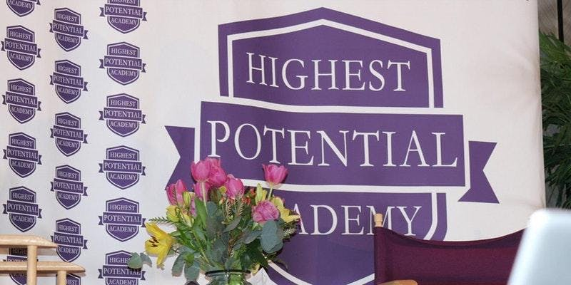 Highest Potential Academy Event Minneapolis M