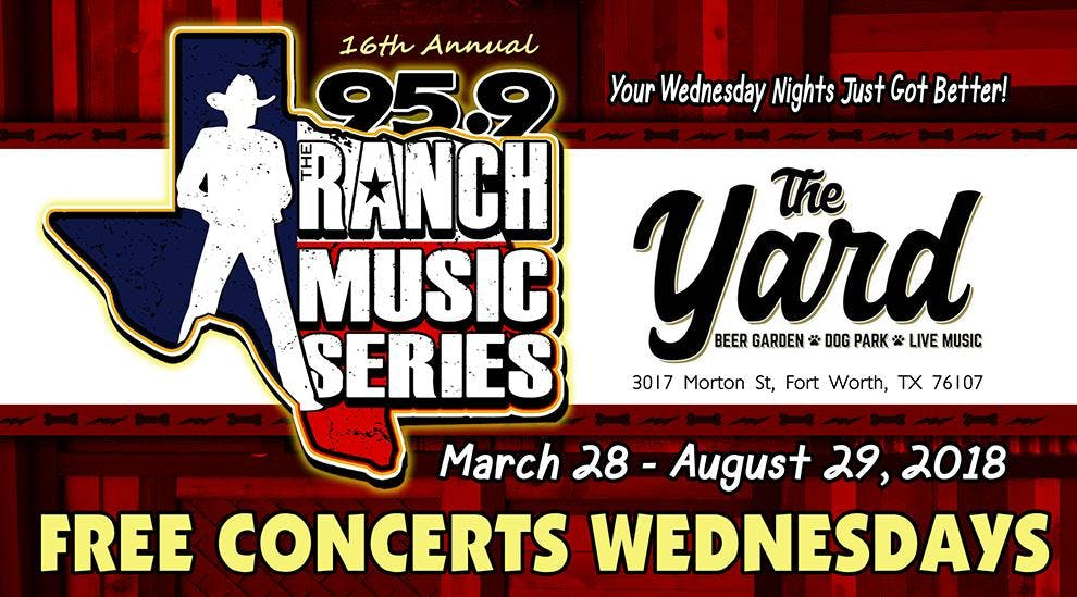 Ranch Music Series - Grady Spencer & The Work