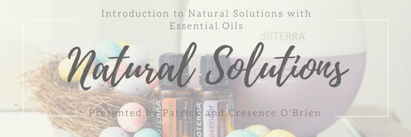 Essential Oils Intro Class - FREE Online Webi