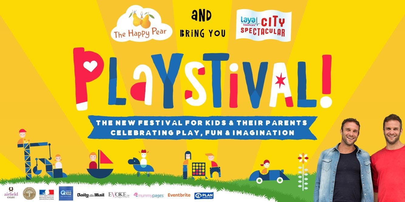 Playstival with The Happy Pear
