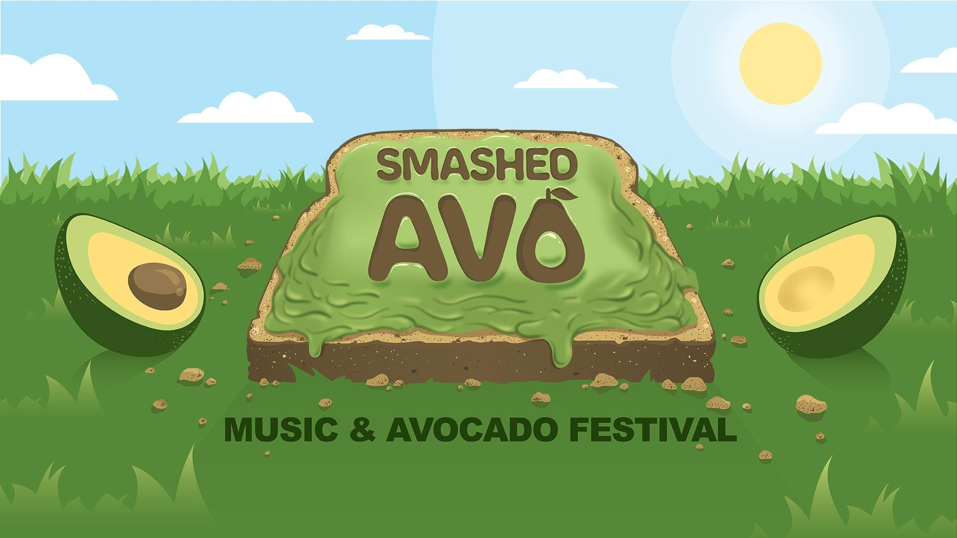 Smashed Avo ~ Music & Avocado Festival