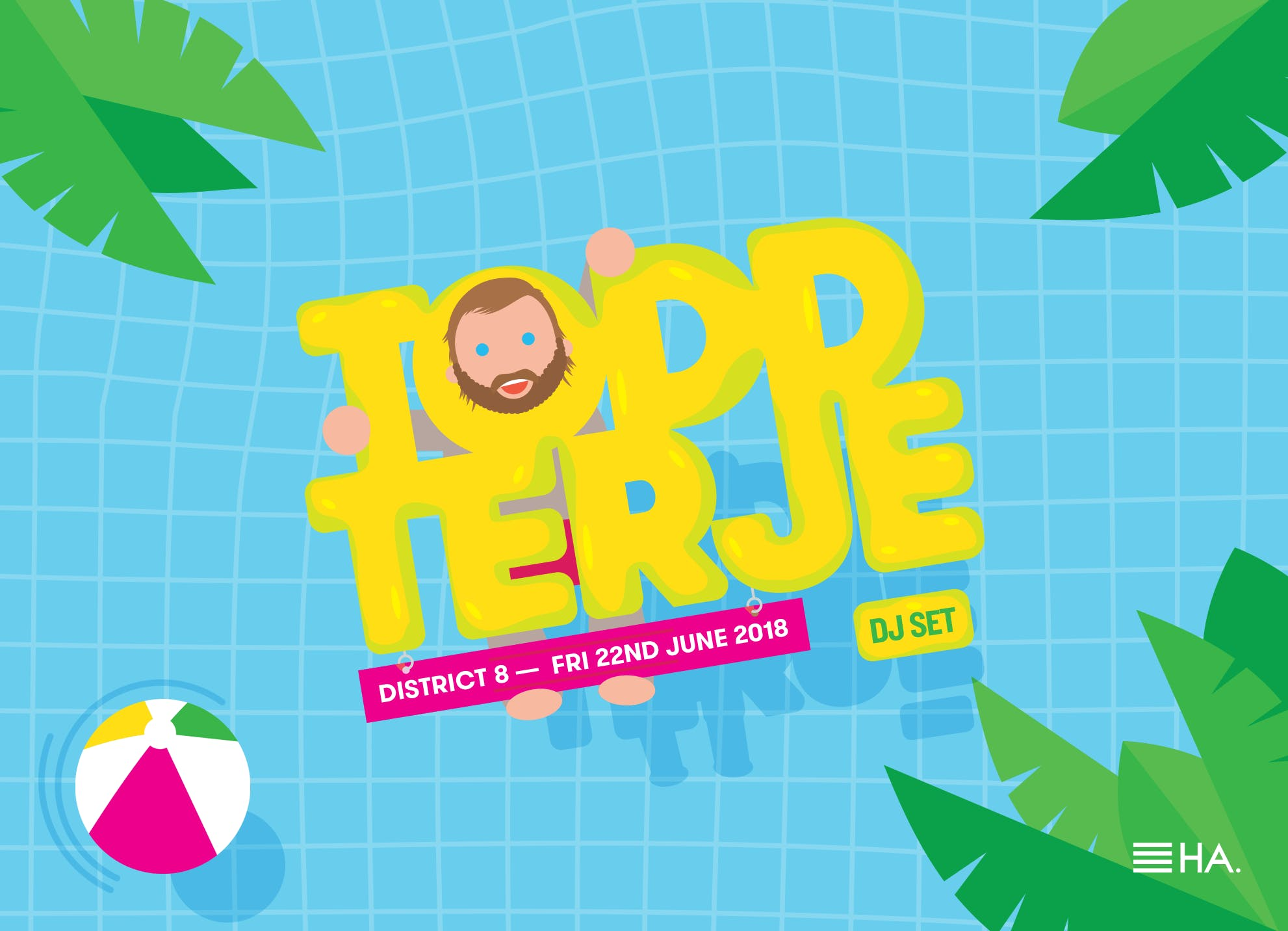 Todd Terje (DJ Set) at District 8