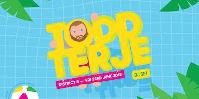 Todd Terje (DJ Set) at District 8 //