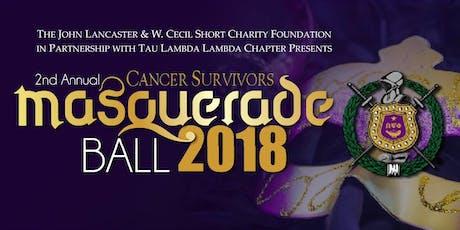 Cancer Survivors Masquerade Ball 2018 Tickets