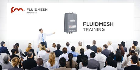 Fluidmesh Fluidity (Level 4) Hands-On Training - New York City tickets