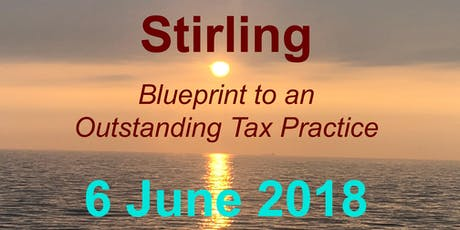 Blueprint to an outstanding tax practice barlborough tickets tue 54 malvernweather