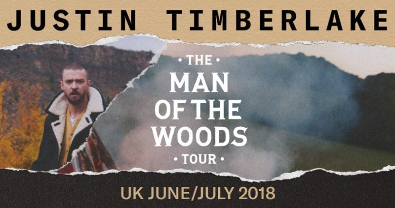 Justin Timberlake The Man of the Woods Tour Concert Parking