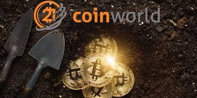 Coinworld startet I LINZ I Next Generation Mining