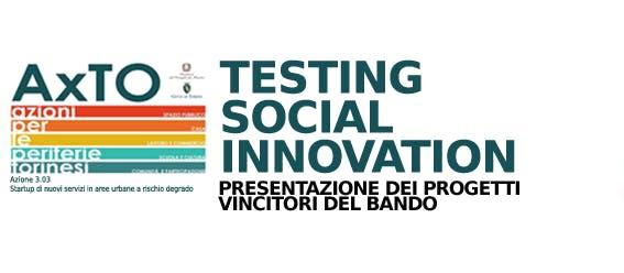TESTING SOCIAL INNOVATION