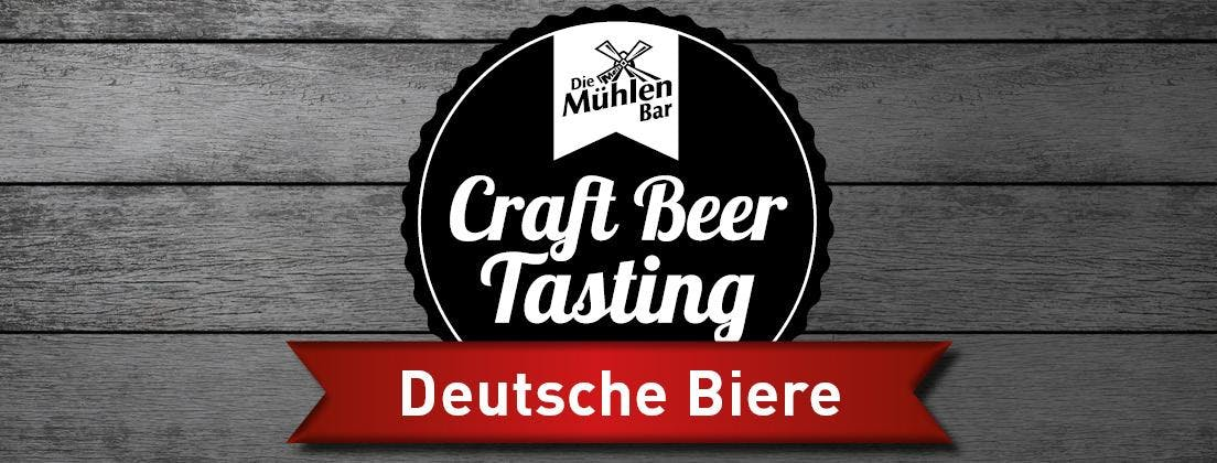 Craft Beer Tasting Deutsche Biere