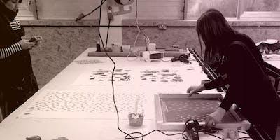1 Day Fabric Printing Workshop