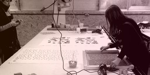 1 Day Fabric Printing Workshop