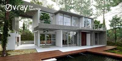 SketchUp Pro Advanced con V-Ray - Architettura e Design