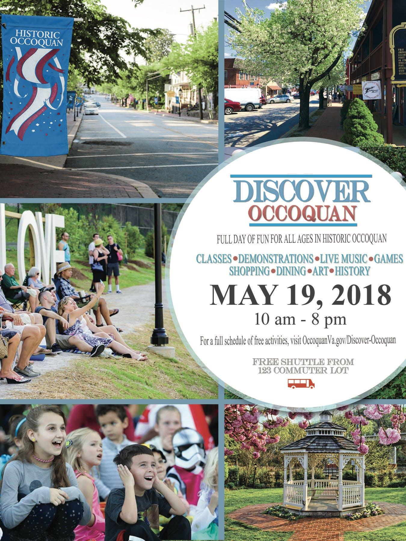 Discover Occoquan