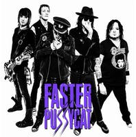 Return to the Sunset Tour Featuring Faster Pussycat with special guests Bango Tango