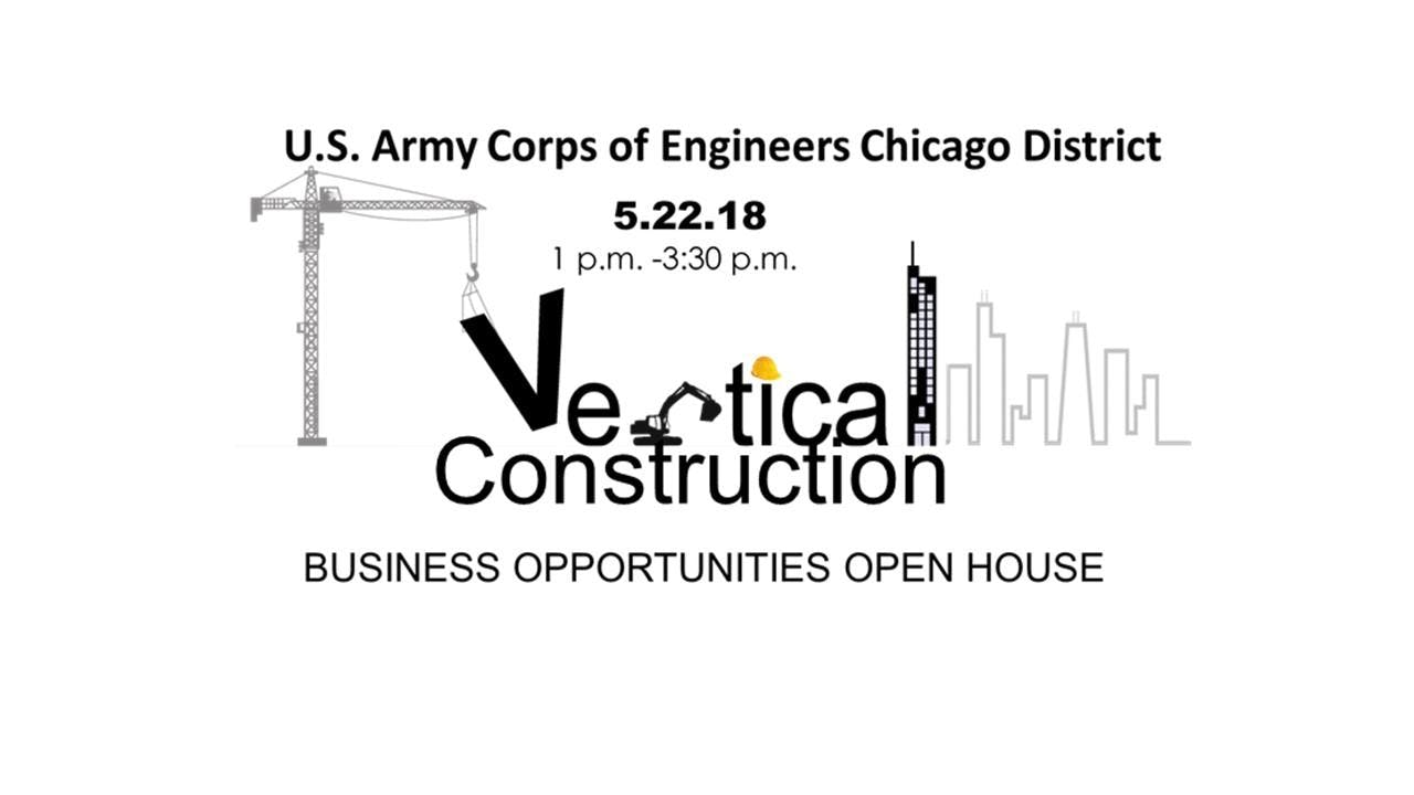 USACE Chicago District Vertical Construction