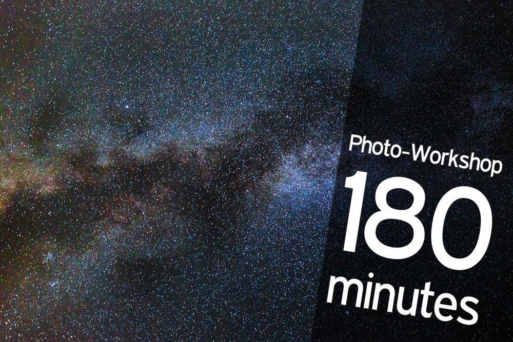 Photo-Workshop «Milky Way»