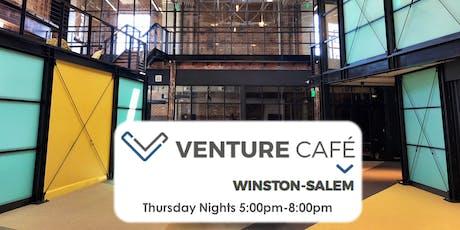 Venture Cafe Winston-Salem tickets