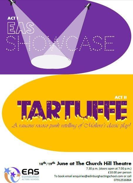 EAS Tartuffe & Showcase Performance