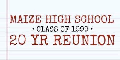 1999 MHS Class Reunion - 20 years!!!