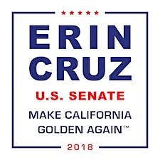 Erin Cruz for US Senate, California logo