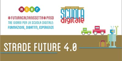 SANDRA MELONIWe are the makers: introduzione alla stampa 3d