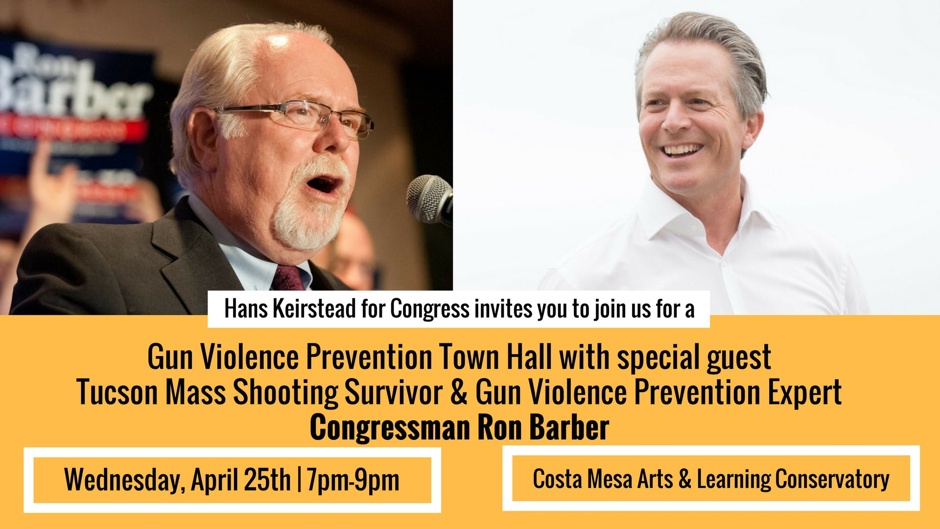 Gun Violence Prevention Town Hall