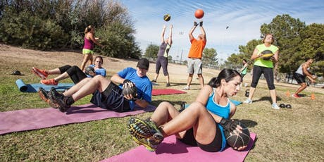 BODYCHECK Outdoor bootcamp Tickets