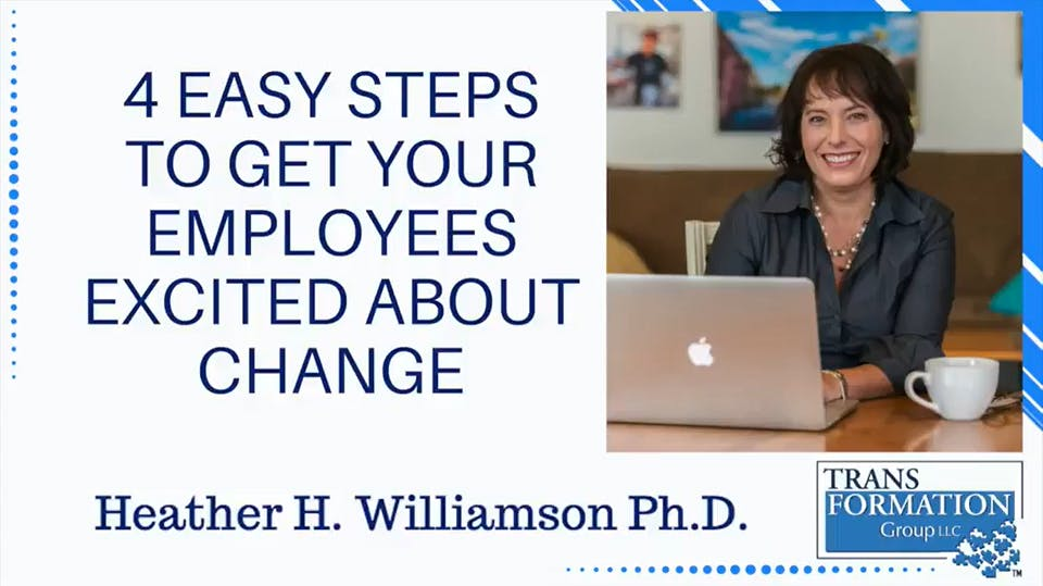 4 Easy Steps To Get Your Employees Excited Ab