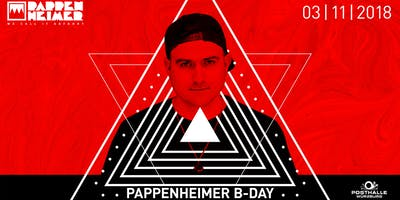 Pappenheimer B-Day