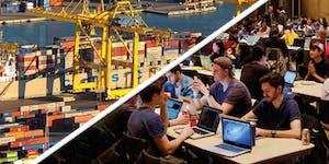 ChainPORT Hackathon - USC Marshall Global Supply Chain...