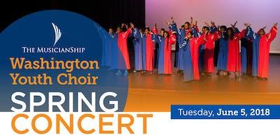 The MusicianShip Washington Youth Choir Spring Concert