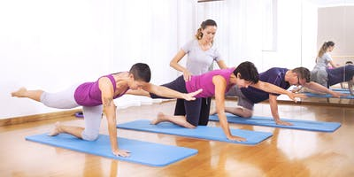 Clinical Mat-Based Pilates: Small Group Fundamentals