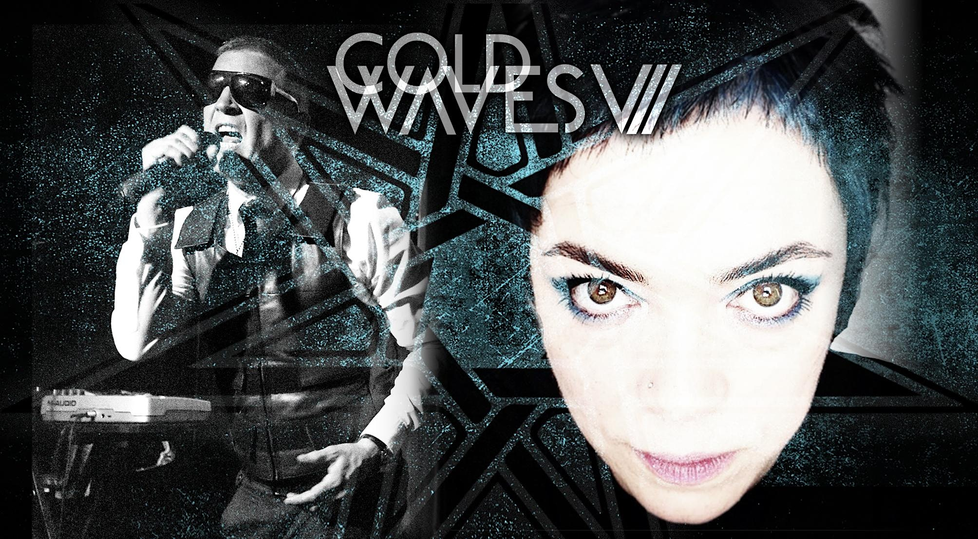Cold Waves Official Kick-Off Show featuring Crash Course In Science / Ruby (Lesley Rankine) / DJ Andi Harriman (Synthicide)