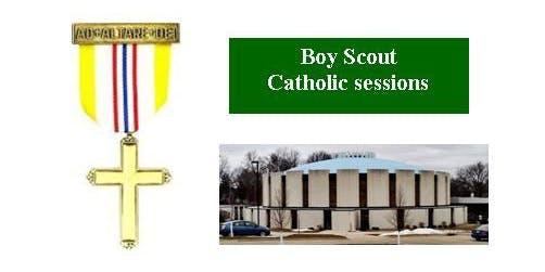 Catholic Scouting - Ad Altare Dei - Cedar Rapids Fall 2019