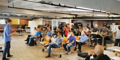 Startup Pitch hosted by 1 Million Cups San Diego