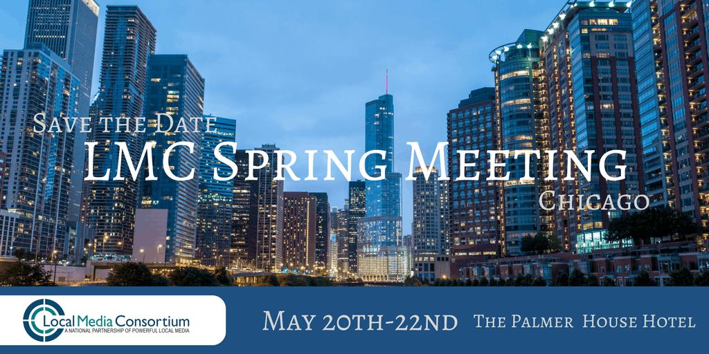 LMC Spring Meeting 2018