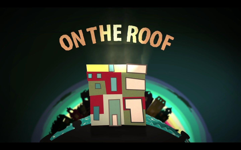 On the Roof #10: Nora Fischer & Marnix Dorres