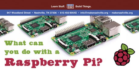 What's a Raspberry Pi and what on earth do I do with it? tickets
