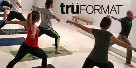 RUNHealthy: Yoga Hosted by trüFORMAT tickets