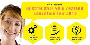 Australian & New Zealand Education Fair (Klang Valley)...