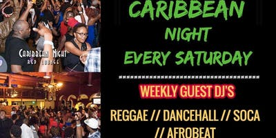 event in Seattle: CARIBBEAN NIGHTS EVERY SATURDAY (Dancehall//Reggae//Soca)