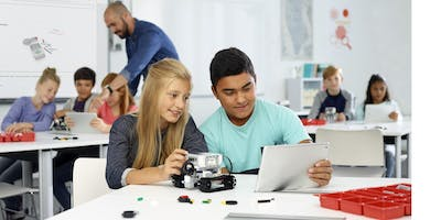 Alla scoperta di STEAM e robotica educativa con LEGO MINDSTORMS Education EV3