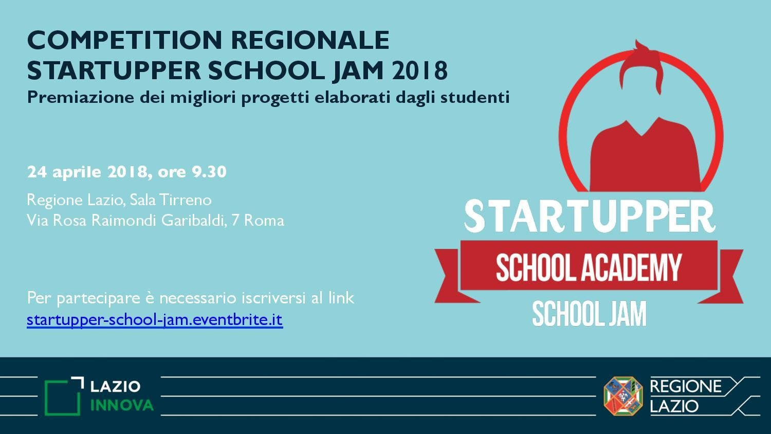 Startupper School Jam