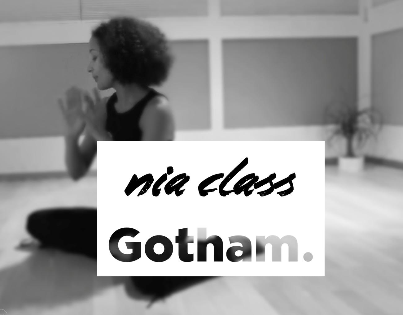 Nia Class - Gotham