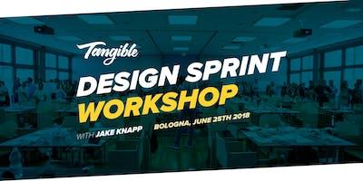 Design Sprint Workshop with Jake Knapp - 2018