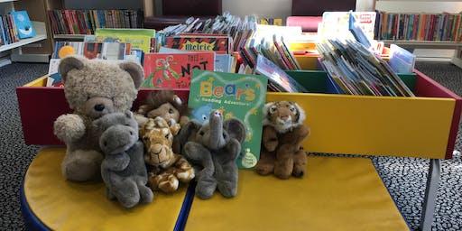 Toddler Storytime (Longridge)