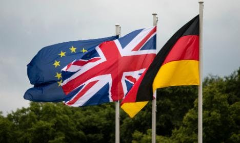 The impact of Brexit on Germany.