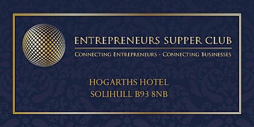 Entrepreneurs Supper Club